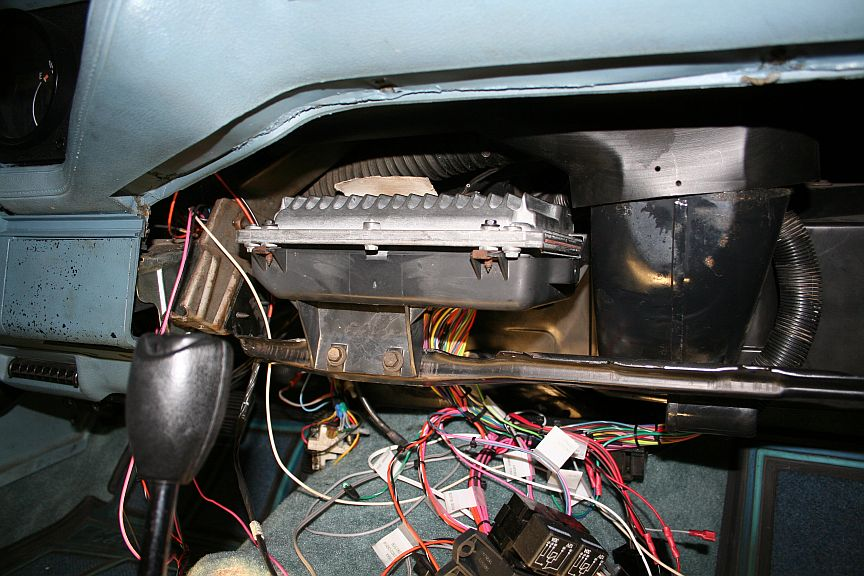 PCM mounting on 78-81 with LS1 swap  | Page 3 | NastyZ28 com