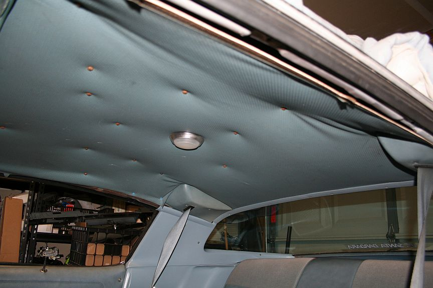 how to fix car ceiling liner recovering you car s headliner and pillars. Black Bedroom Furniture Sets. Home Design Ideas