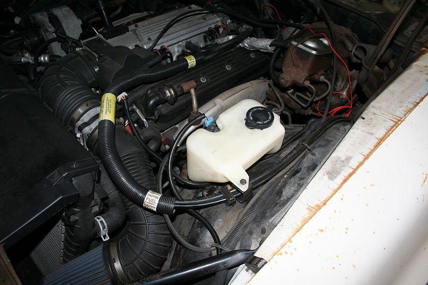 1969 Camaro Washer Bottle Location 1969 Free Engine